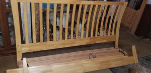 King size bed frame for Sale in Saint Pauls, NC