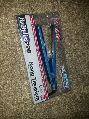 Baby Bliss Hair Straightener for Sale in Levittown, PA
