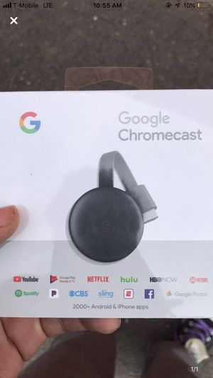 Google Chromecast for Sale in West Sacramento, CA