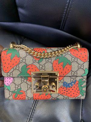 Gucci Strawberry Padlock Bag for Sale in Atlanta, GA