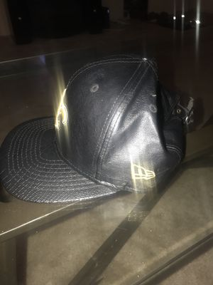 All leather Saints strapback for Sale in Baltimore, MD