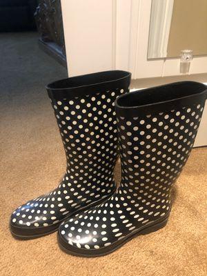 Women's size 8 rain boots for Sale in La Mesa, CA