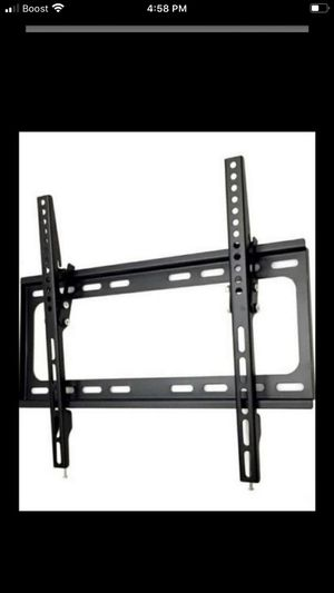 """BRAND NEW UNIVERSAL TILT WALL MOUNT FOR 32""""- 65"""" LED/LCD/4K /OLED/TV. WITH ONE FREE HDMI 10 FEET CABLE PRICE IS FIRM $35EACH Description Universal S for Sale in Fontana, CA"""