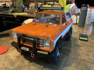 Traxxas Trx4 Blazer 4x4 for Sale in Lynwood, CA
