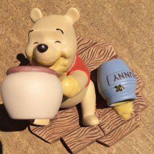 "Disney Winnie The Pooh ""Life Is Sweet"" Figurine for Sale in Auburn, WA"