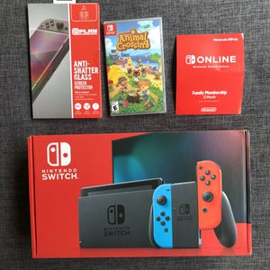 Nintendo Switch - FULL BUNDLE for Sale in North Bethesda, MD