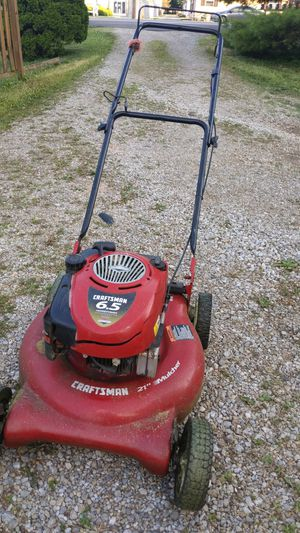 craftsman 21 6.5 hp lawn mower for Sale in Columbus, OH