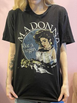 large vintage madonna shirt for Sale in Dallas, TX