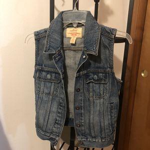 Jean Vest for Sale in Portland, OR