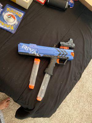 Nerf rival cvs 700 fun toy gun for Sale in Riverside, CA