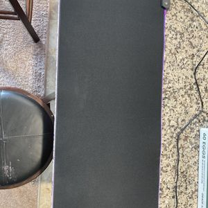 Keyboard And Mouse Gaming Mousepad RGB for Sale in Los Banos, CA