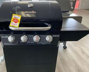 Brand New Black Char-Broil BBQ Grill MD6ET for Sale in Kyle, TX