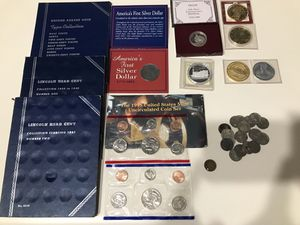 Coin collection for Sale in Chandler, AZ