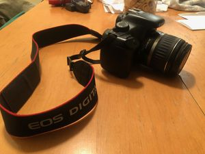 Canon Rebel T3 for Sale in Colorado Springs, CO