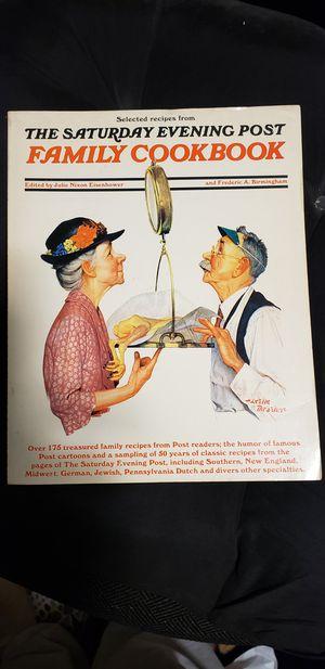 Vintage Cookbook for Sale in Oak Harbor, WA