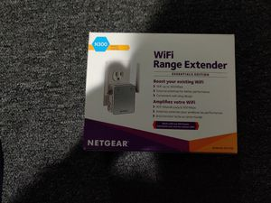 Netgear wifi range extender for Sale in Westminster, MA