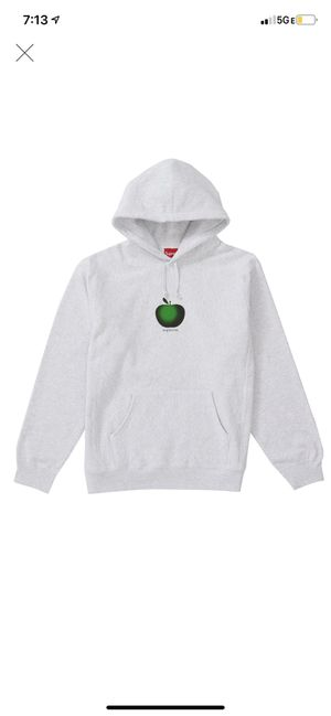 Supreme Apple Hoodie SS '19 for Sale in Cypress, CA