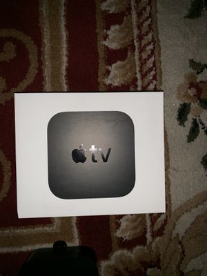 Apple TV (latest model) 1080P for Sale in Los Angeles, CA