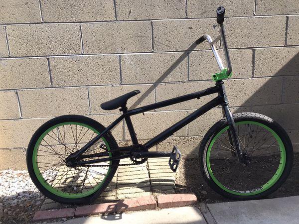 DK drew bezanson colorway bmx bike