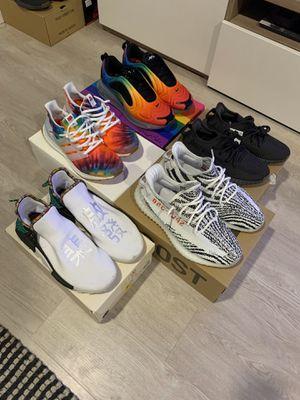 Yeezy 350 v2 Nike 720 adidas Pharrell hu Nmd ultraboost for Sale in Seattle, WA