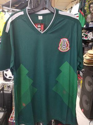 Camisa seleccion mexicana verde for Sale in Dallas, TX
