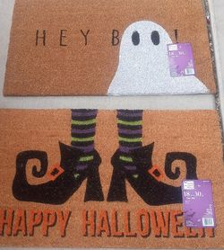 Halloween Entry Mats Stock Up Early for Sale in Glendale,  AZ