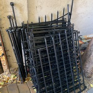 Decrative yard fencing for Sale in Gilbert, AZ