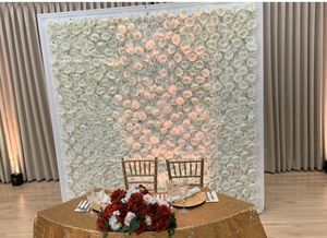 Floor Wall White Rose Backdrop for Sale in Fort Washington, MD