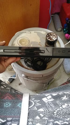 Lg dvd player for Sale in Fort Myers, FL