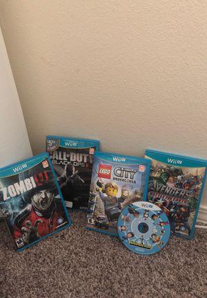 Wii U games for Sale in Taylorsville, UT