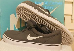Nike SB Canvas (Cool Grey) for Sale in Land O Lakes, FL