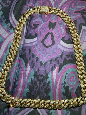 Cuban link chain for Sale in High Point, NC