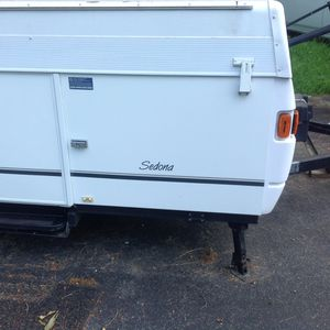 Coleman Sedona Popup Trailer for Sale in Windham, NH