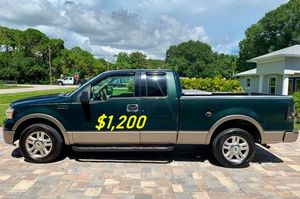 🎁$1,2OO URGENT i selling 2004 Ford F-150 Lariat 4dr truck Runs and drives great beautiful🎁 for Sale in Washington, DC
