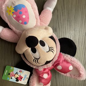 New Disney Minnie Mouse Bunny for Sale in Orland Park, IL