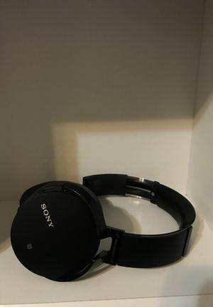 Sony MDR-XB950B1 Headphones for Sale in Austin, TX
