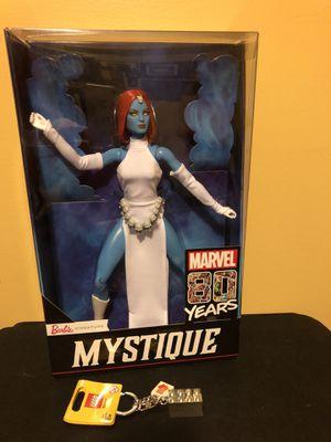 Marvel Barbie Mystique for Sale in Miami Gardens, FL