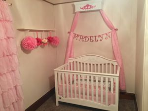 4 in one crib for Sale in Wellman, IA
