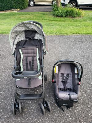 Graco LiteRider stroller carseat combo for Sale in Coram, NY