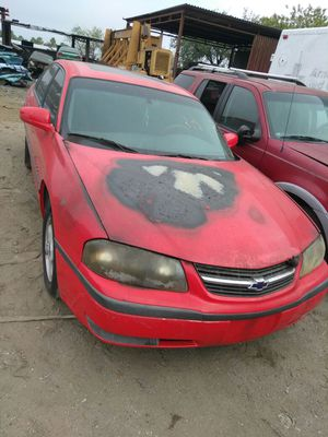 2000 Chevy impala parts for Sale in Tampa, FL