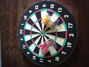 2 game dart board for Sale in Stow, OH