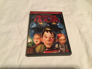 Monster house dvd for Sale in Scottsville, VA