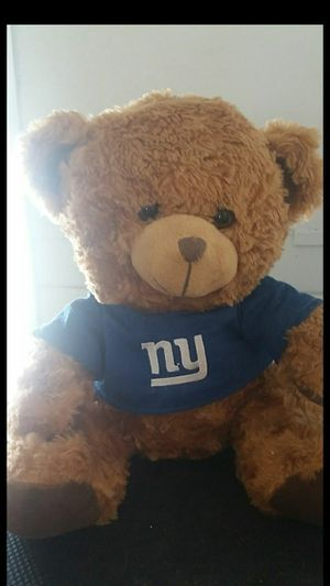 CUTE PLUSH TEDDI BEAR. for Sale in Brick, NJ