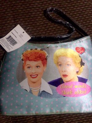 Lucy and Desi purse for Sale in Copan, OK