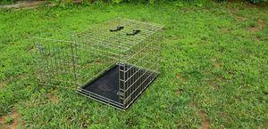 Medium heavy gauge dog crate for Sale in Hillsborough, NC