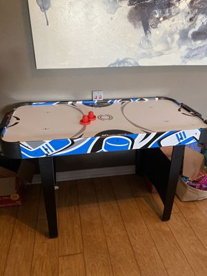 Air hockey table for Sale in Tampa, FL