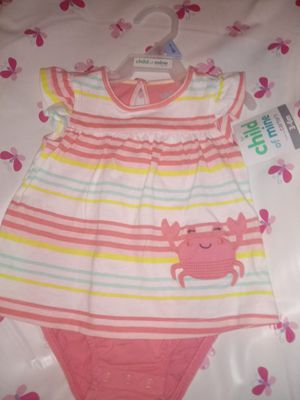Baby girl dresses 1 New with tags for Sale in Lakeland, FL