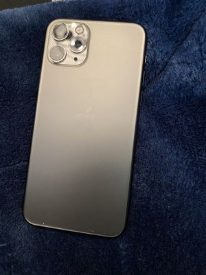 Apple iPhone 11 Pro space grey for Sale in West Jordan, UT