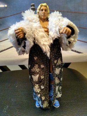 WWE Mattel Elite Ric Flair for Sale in Houston, TX