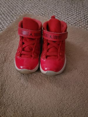 Boys Nike Red 9C for Sale in Snellville, GA